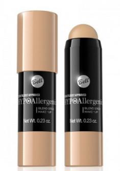 Флюид интенсивно скрывающий недостатки в виде карандаша Bell Hypoallergenic Blend Stick Make-Up Тон 03