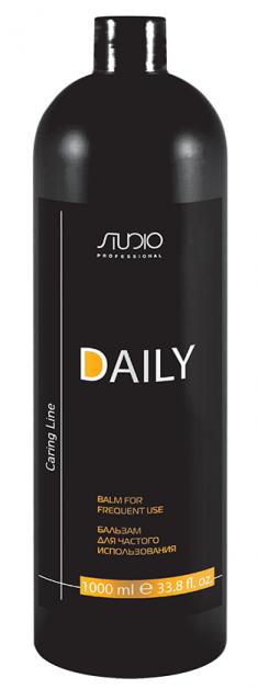 STUDIO PROFESSIONAL Бальзам для частого использования / Caring Line Daily 1000 мл