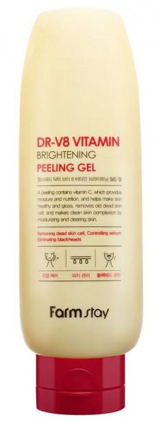 FARMSTAY Гель отшелушивающий с комплексом витаминов 150 мл