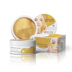 EVSI, Патчи Premium Gold + Collagen, 60 шт.