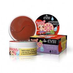EVSI, Патчи Grapefruit Extract & Hyaluronic Acid, 60 шт.