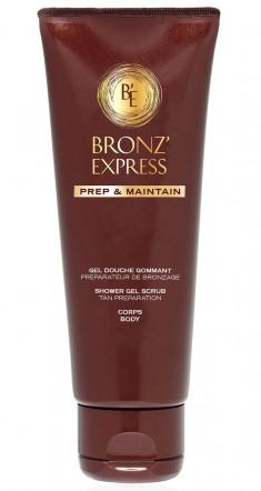 ACADEMIE Гель для душа / Bronz'express 200 мл