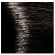 KAPOUS NA 5.81 краска для волос, светлый коричнево-пепельный / Magic Keratin 100 мл