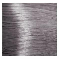 KAPOUS NA 8.11 краска для волос, светлый интенсивно-пепельный блонд / Magic Keratin 100 мл