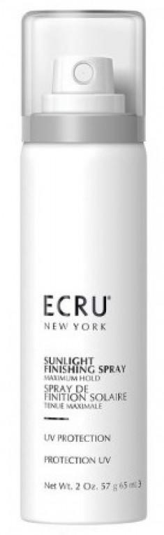 ECRU New York Лак сильной фиксации / Sunlight Finishing Spray MAX 65 мл