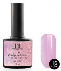 TNL PROFESSIONAL 16 гель-лак для ногтей / Princess color 10 мл