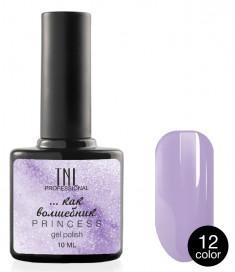 TNL PROFESSIONAL 12 гель-лак для ногтей / Princess color 10 мл