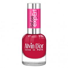 Alvin D'or, Лак Salon Expert №52, Красный