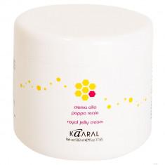 Kaaral Royal jelly cream Питательная крем-маска для волос с маточным молочком 500мл