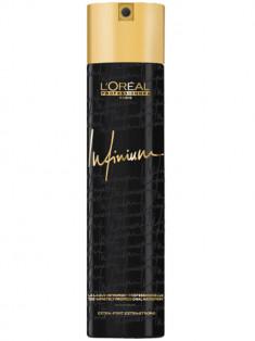Лореаль Инфиниум Кристал Экстра Стронг лак для волос 500 мл LOREAL PROFESSIONNEL