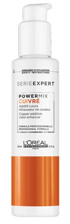 Loreal Powermix Dore Крем-бустер для усиления цвета Медный 150мл LOREAL PROFESSIONNEL