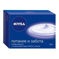 Нивея Крем-мыло Питание и забота 100г NIVEA