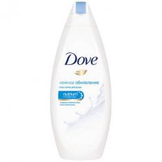 Dove Гель-скраб для душа Нежное обновление 250мл