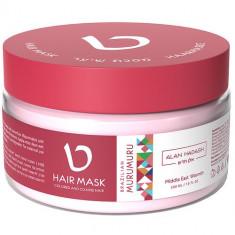 Alan Hadash Brazilian Murumuru Маска для окрашенных и жестких волос Бразильский Мурумуру 300мл
