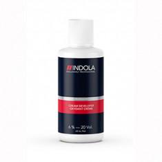 Indola Проявитель-крем 6% для стойкой крем-краски для волос 60мл INDOLA PROFESSIONAL