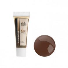 IRISK PROFESSIONAL Хна для биотатуажа бровей, 02 темно-коричневая 5 г