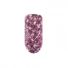 IRISK PROFESSIONAL 63 гель-лак для ногтей / IRISK Glossy Platinum, 5 мл