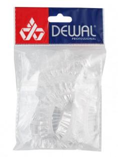 DEWAL PROFESSIONAL Наушники одноразовые для окрашивания, полиэтиленовые 20 шт