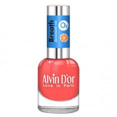 Alvin D'or, Лак Breath №48