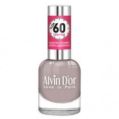 Alvin D'or, Лак «60 секунд» №03