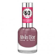 Alvin D'or, Лак «60 секунд» №09