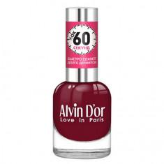 Alvin D'or, Лак «60 секунд» №16