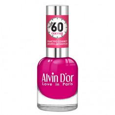 Alvin D'or, Лак «60 секунд» №15