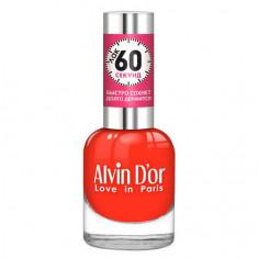 Alvin D'or, Лак «60 секунд» №22