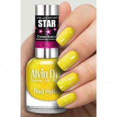 Alvin D'or, Лак Star №6110
