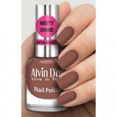 Alvin D`or, Лак Misty shine №521 Alvin D'or
