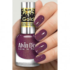 Alvin D'or, Лак Sun Gold, тон 6409
