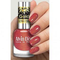 Alvin D'or, Лак Sun Gold, тон 6406