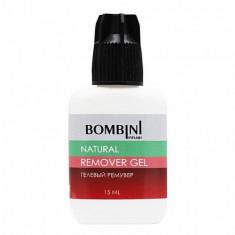 Bombini, Ремувер для ресниц Natural, 15 мл