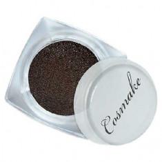 Cosmake, Блестки «Звездная пыль» №104, черные