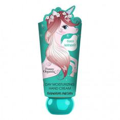 Funny Organix, Дневной крем для рук Glamorous Unicorn, 45 мл