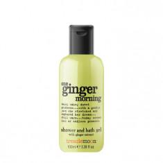 TREACLEMOON Гель для душа Бодрящий имбирь/ One ginger morning bath & shower gel 100 мл