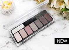 Тени для век CATRICE The Modern Matt Collection Eyeshadow Palette 010 матовые