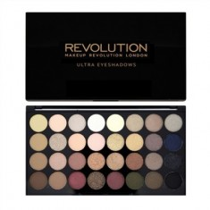 Палетка теней MakeUp Revolution 32 EYESHADOW PALETTE Flawless
