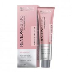 Revlon Revlonissimo Colorsmetique Satinescent Краска для волос 102 дымчатое серебро 60мл