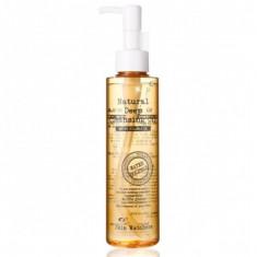 гидрофильное масло для глубокого очищения skin watchers natural deep cleansing oil