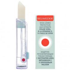 Belweder, Защитная губная помада с экстрактом алоэ