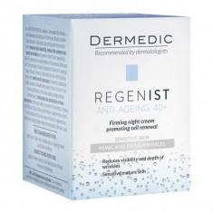 Dermedic Regenist ARS 4 PHYTOHIAL Укрепляющий ночной крем для упругости кожи 50г