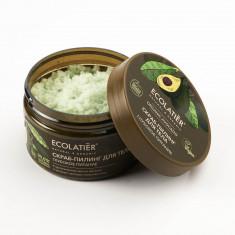 Ecolatier GREEN Скраб-пилинг для тела Глубокое питание Авокадо 300г