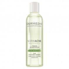 Dermedic Normacne Очищающий тоник для жирной кожи 200мл