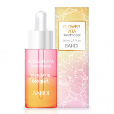 BANDI, Масло для кутикулы Flower Vita, мандарин, 20 мл